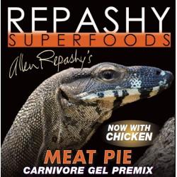 Reptile Meat Pie