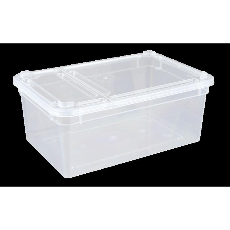 Braplast - Caixa de Transporte e Criação Perfurada