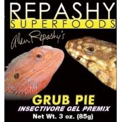 Reptile Grub Pie